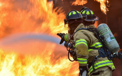 Firefighters Tackle PTSD